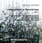 Connotations in Architecture. On the art of observation of associations drawn from culture.