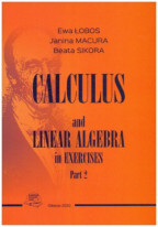 Calculus and linear algebra in exercises. Part 2.