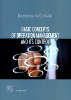 Basic contepts of operation management and its control