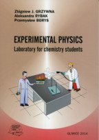 Experimental physics. Laboratory for chemistry students