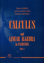 Calculus and linear algebra in exercises. Part 1.